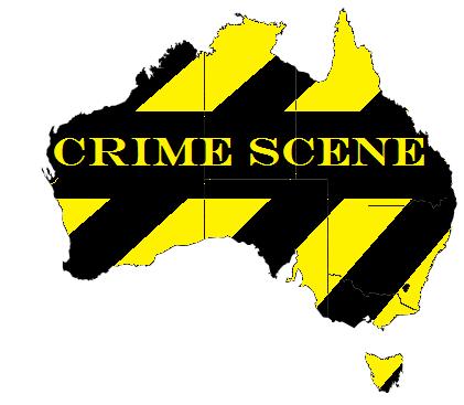 Australia Map Png.Australia Map Crime Scene Png