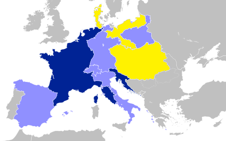 First French Empire in 1812